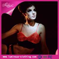 Magic 2015 New Summer Sexy Lingerie Hot Club Bra Exotic Dance Wear For Women