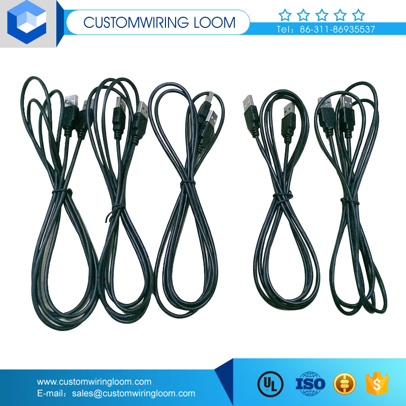 China Manufacturer Iphone 7 Usb Cable With Flat Connector