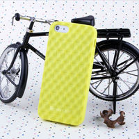 Fresh color new designed for iphone5 tpu rubberized case 2013 new product mobile phone case