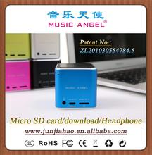 MUSIC ANGEL JH-MD06D Offer distributorship folding portable speaker download free mp3 songs supplier