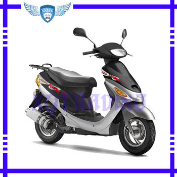 EEC Gas Scooter 50XQ-SUNNY1