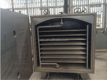 Banana chips Vacuum Dryer With Low Consumption