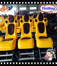 Amusement park equipment 5D cinema cabin outdoor game