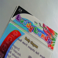 Plastic BOPP Square Bottom Bags