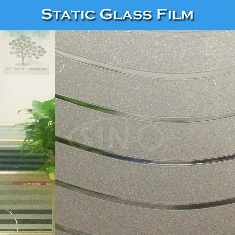 WB07 Cheap Auto Glitter Smart Window Decoration Glass Safety Film