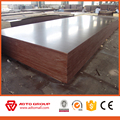 2017 hot sell building material concrete formwork film faced plywood
