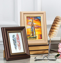 Hot Selling Home All Different Size Ps Picture Frame For Photo Decoration
