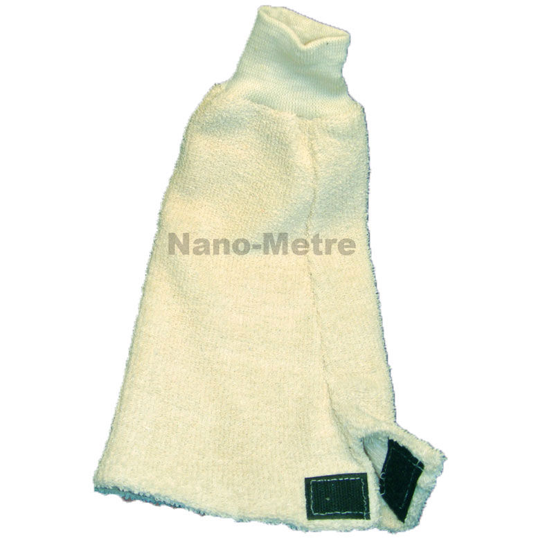 NMSAFETY long terry cloth sleeve work glove