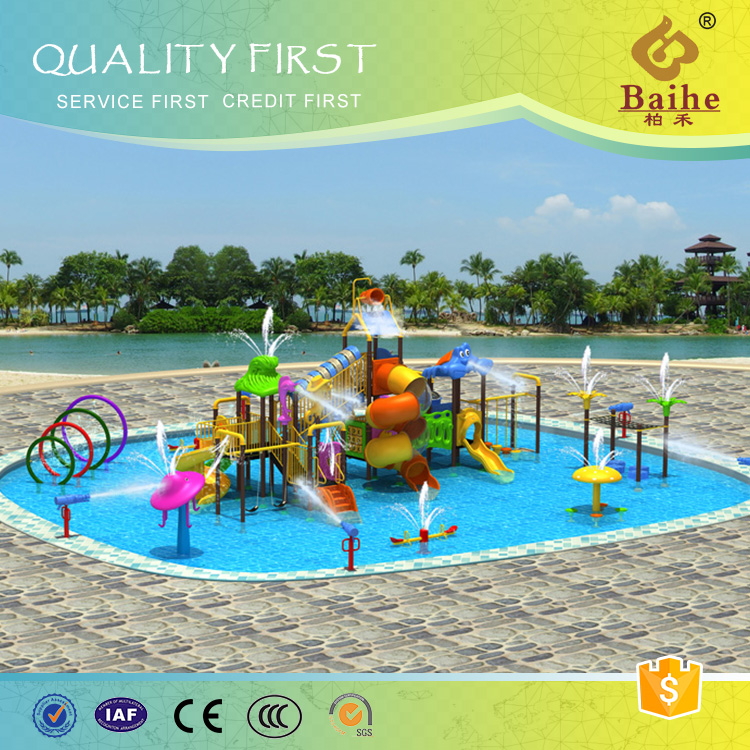 Top sale guaranteed quality water amusement park facilities