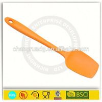 Best selling kitchen Silicone Spatula/Colorful Butter Knife & Butter Spatual