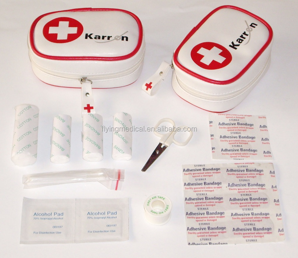 First aid kit/mini first aid kit/candy color