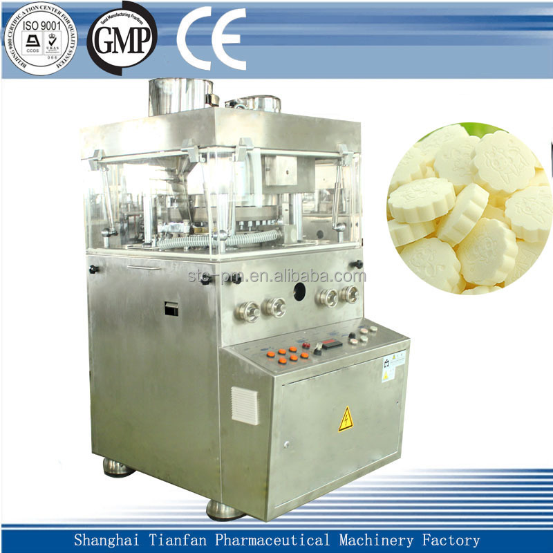 38 Years Manufacturer full automatic candy tablet making machine