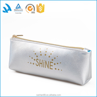 Trade assurance supplier wholesale zippered pencil pouch bag with personalized logo