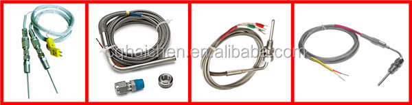 EGT Probe Fast Response Exhaust Gas Sensor 3-16 EP Series_Straight