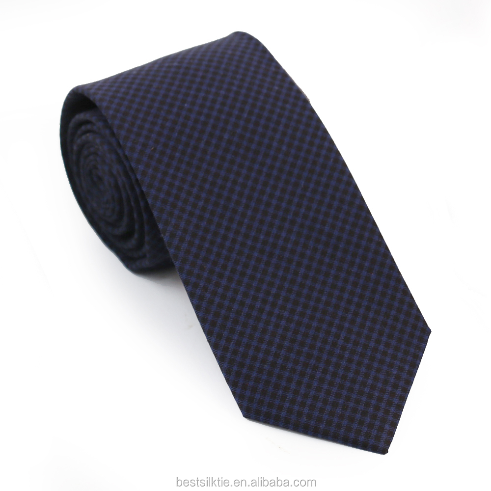 New Fashion 100% Plain Cotton Ties Factory Prices Ties