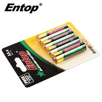 Hot Selling AA LR6 AM3 1.5V Alkaline Dry Battery