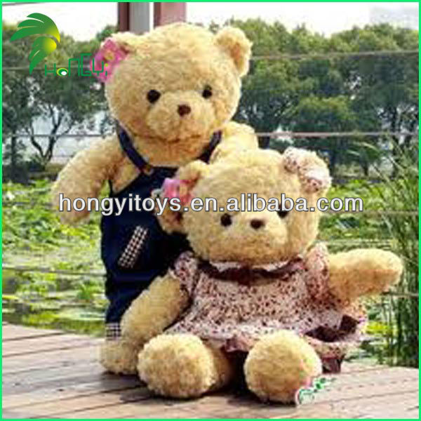 Qute Soft and Good Quality PP cotton Best Made Toys Stuffed Toy Teddy Bear