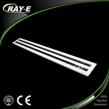 high quality aluminum linear slot diffuser with removable core/HVAC diffuser grille