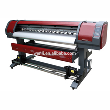large format digital poster printing machine flex banner inkjet printing machine