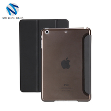 "New Three Folding Type Wake Sleep Stand Protective Case For Ipad 9.7"" 2017"