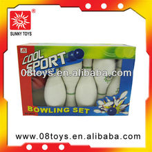 popular kids indoor sports training plastic bowling set for adult