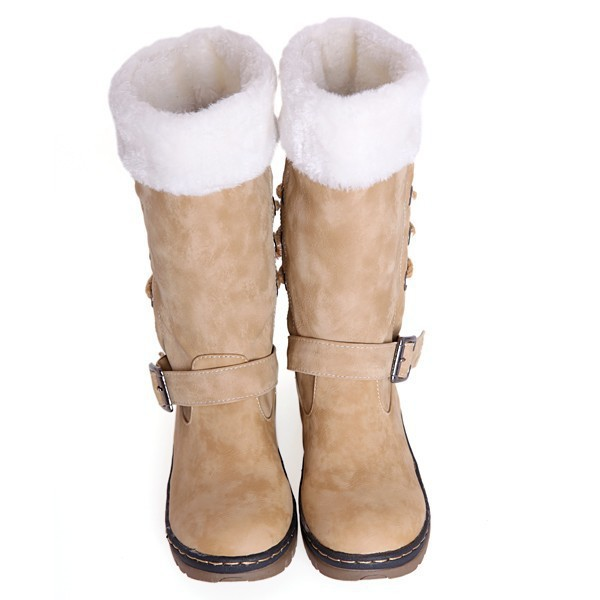 hot sale quality women warm snow boot