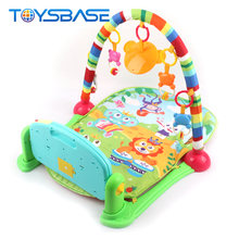 New Design Comfortable And Multifunctional Playing Piano Mat Baby Play Gym