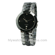 2014 Top Product High Quality Swiss Style Sapphire Tungsten Watch for Man