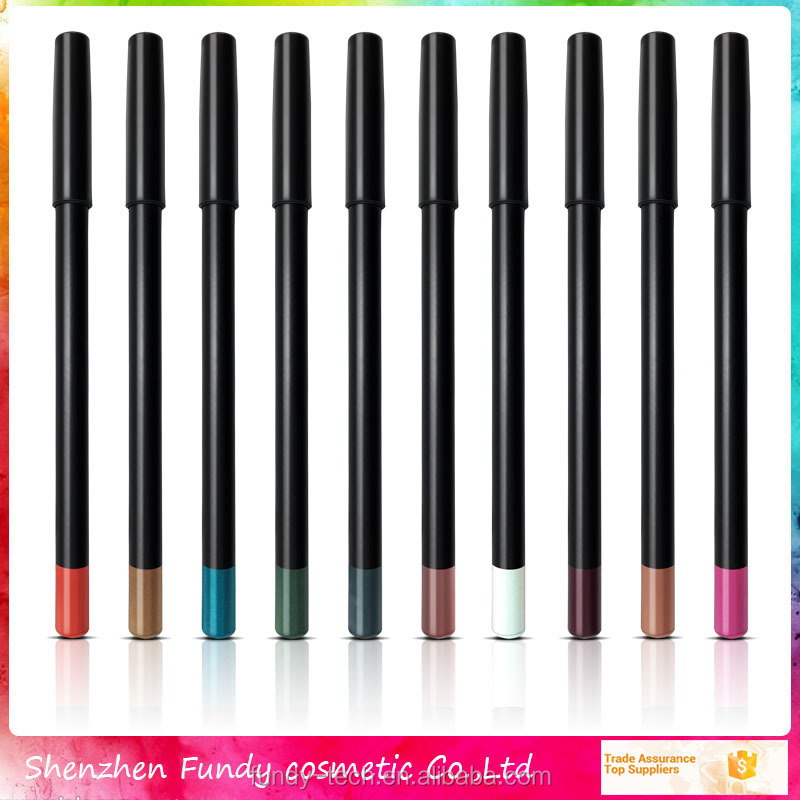 Hot sell private label 12Colors Long Lasting Lip liner pencil