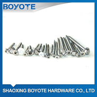 High Quality Stainless Steel Screws and Fasteners