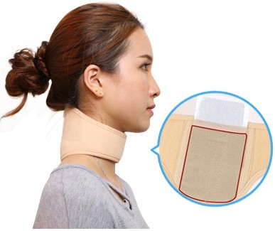 Best price of self heating neck brace support strap manufacturer
