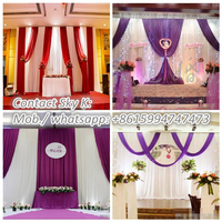 wedding backdrops print for photo studio/muslin backgrounds