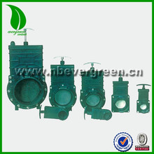 1-1/4 inch to 6 inch pvc water gate valve with high quality