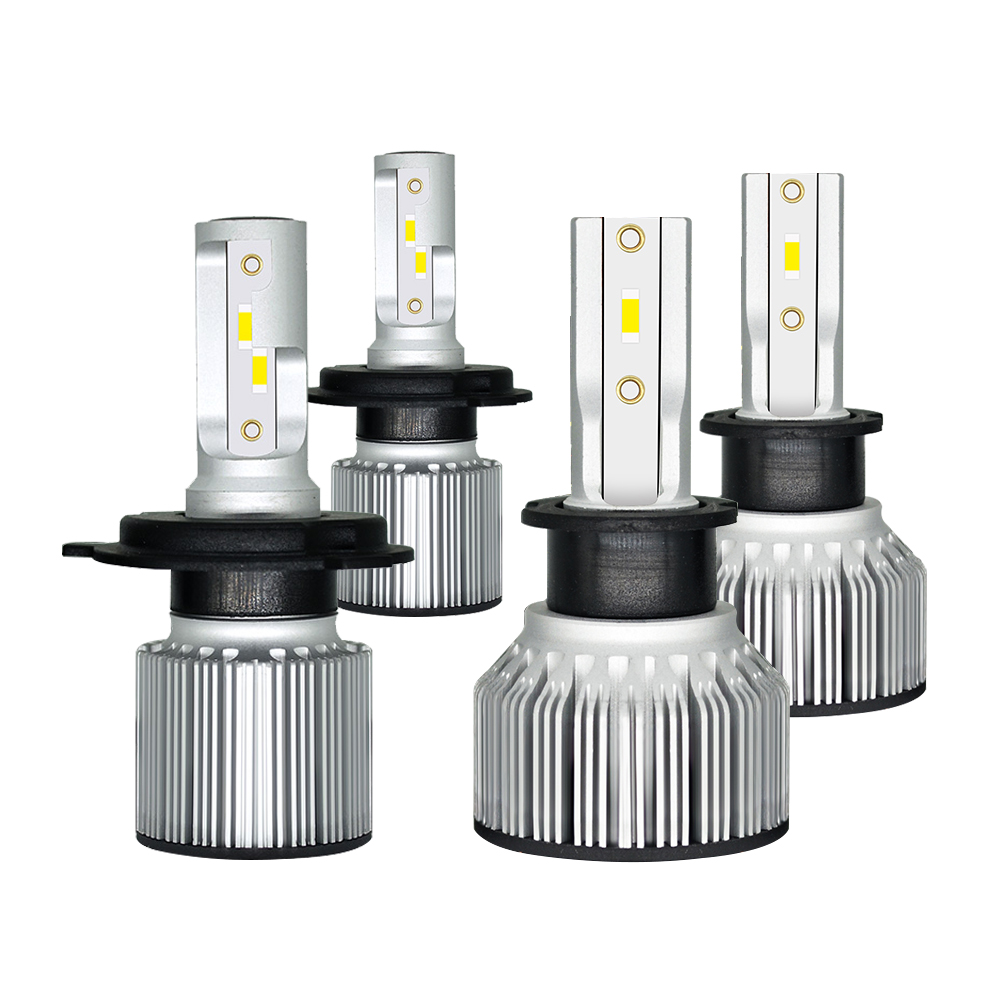 Wholesale H11 H7 Car Led Headlight Bulb