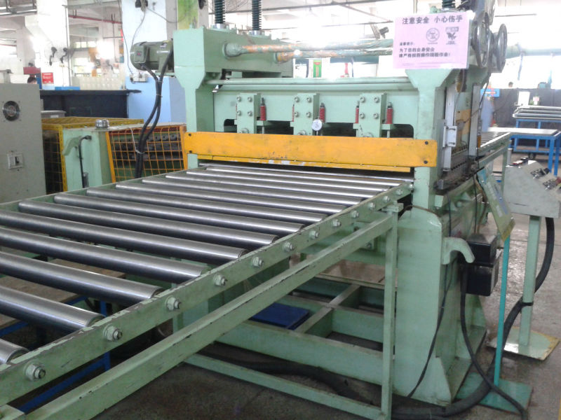 high precision straightening machine for metal mesh or steel coil
