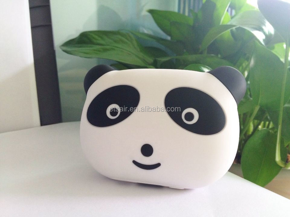 New Design Panda Shape USB ROMOSS Portable Battery Charger Power Bank 4400mah For Cell Phone
