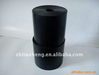 PVC black color Plastic film for cooling tower filler