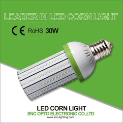New Premium CE/RoHS 30W cost effective retrofit lamp replacement led corn light/led corn lamp