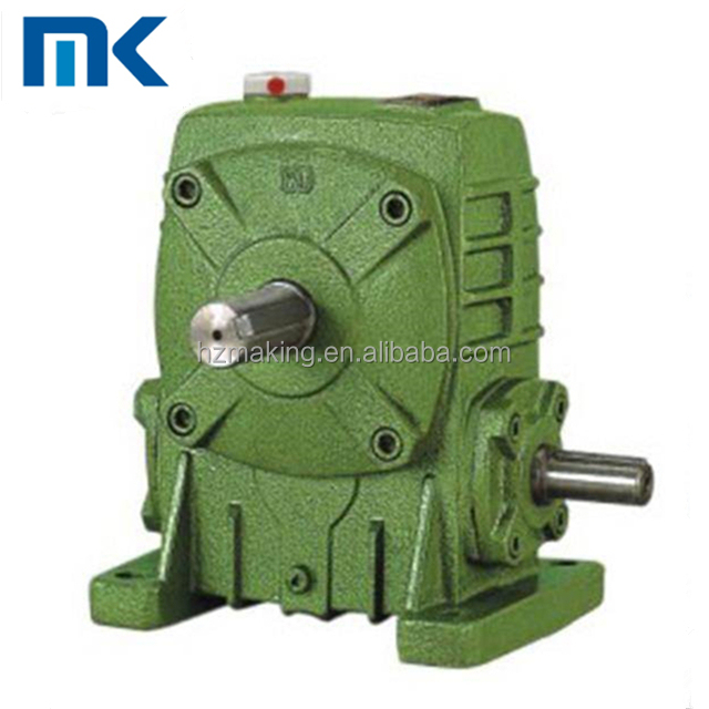 Factory direct selling WPA series worm small gear reducer motor