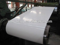 galvanized steel plate coils as construction materials
