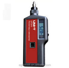 UNI-T UT311 UT-311 Portable LCD Vibration Analyzer Tester Meter Vibrograph Vibrometer With Acceleration Sensor In One