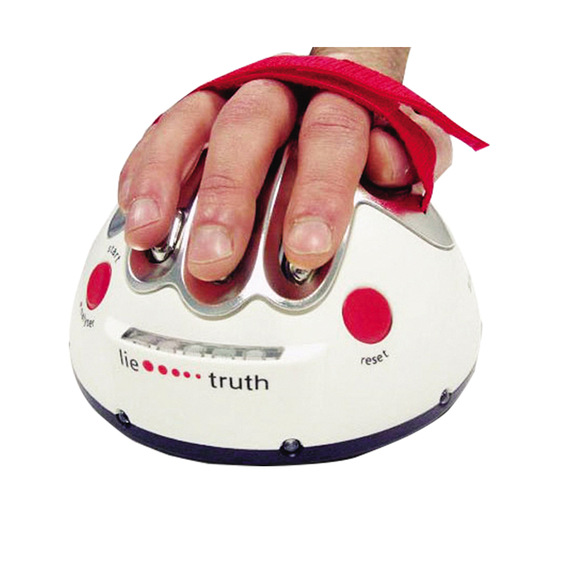 Electric Shock Lie Detector Shocking Liar Lie Detector Party Trick Toys
