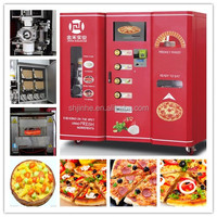 Automatic pizza vending machine/Let's pizza