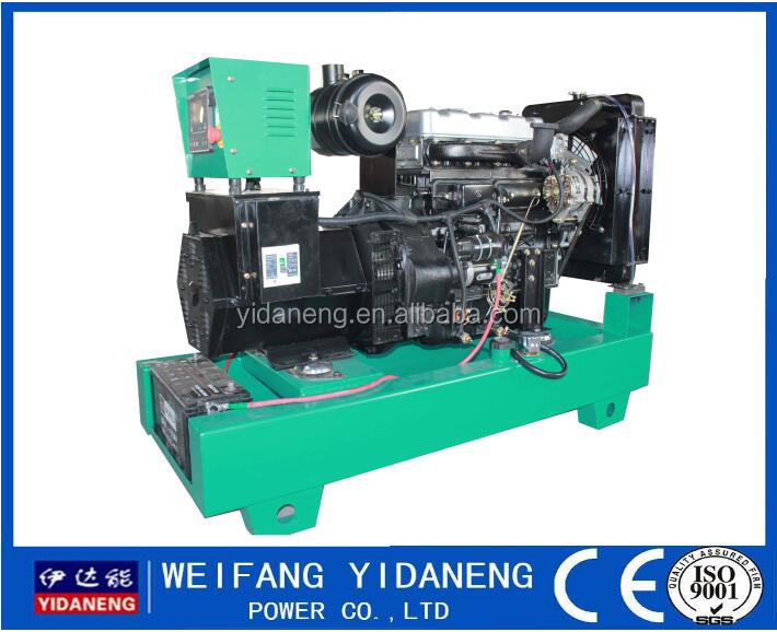 AC 60 Hz Single Phase Output Type 25KW alternator