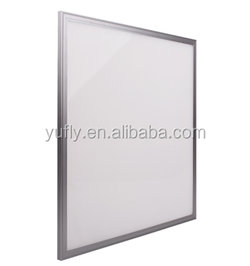 600x600mm 36w PC aluminum modern ceiling lamp Square led office/hotel ceiling panel lamp