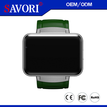 3G 900mAh android bluetooth watch camera, big screen 3g wifi smart watch android dual sim 2017 with skype smart wrist watch DM98