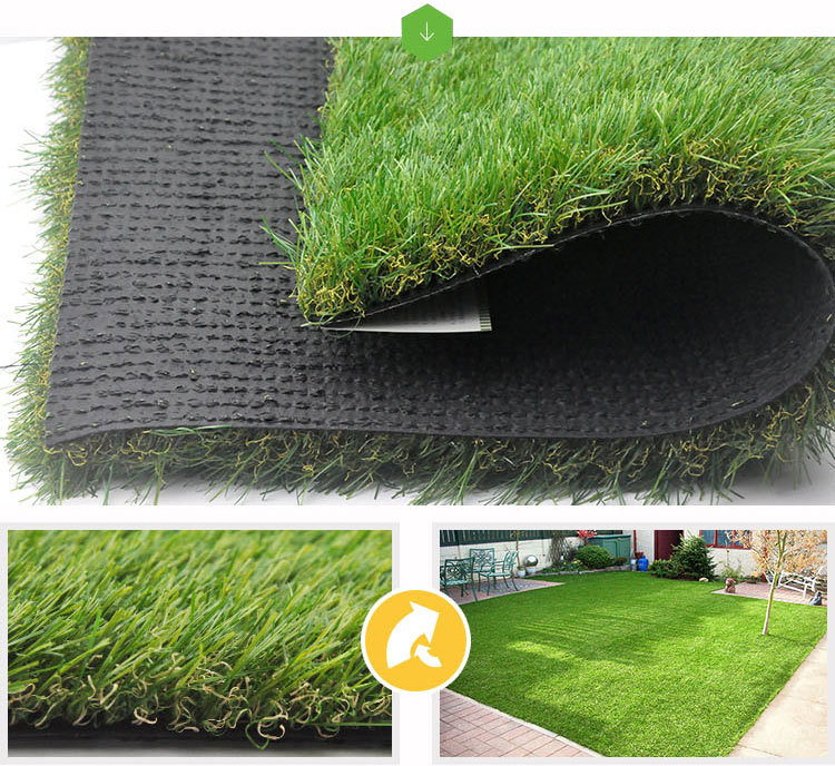 Chinese Landscaping Artificial Grass Z104