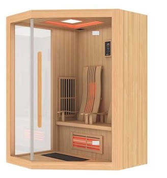 Luxury Far infrared sauna room cabin price 06-L1