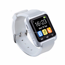 Wholesale cheapest gsm camera and waterproof wrist smart watch phone android dual sim