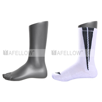 wholesale high quality child foot mannequin display children sports socks model HEF-31